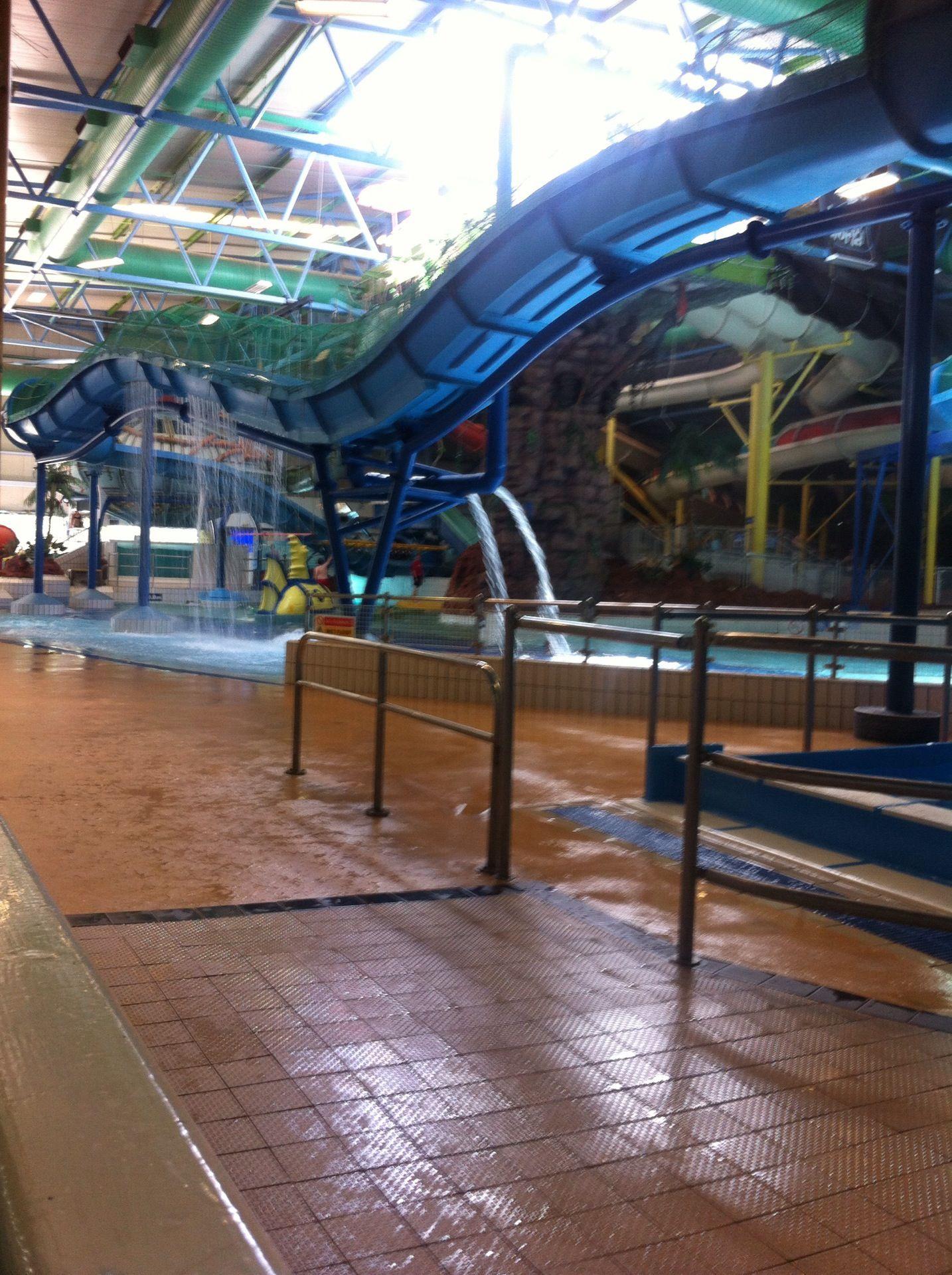 Waterworld in Stoke-on-Trent, Stoke-on-Trent