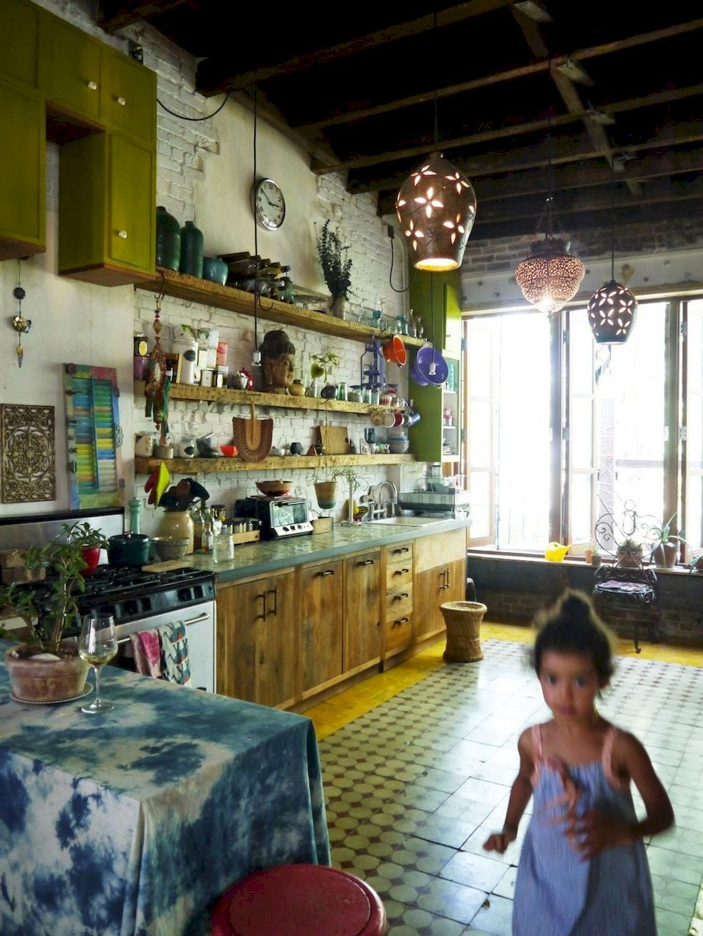 top 60 eclectic kitchen ideas 56 eclectic kitchen bohemian kitchen kitchen inspirations on boho chic kitchen id=16535