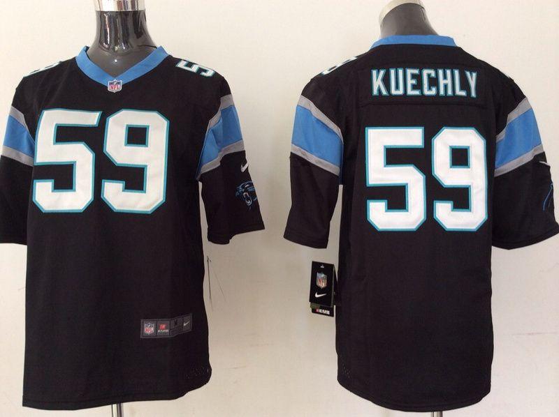 premium selection 01709 f7719 Carolina Panthers #59 Luke Kuechly | NFL Youth jerseys in ...