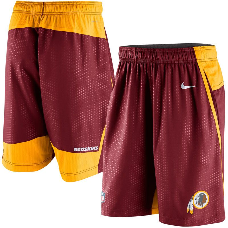 Washington Redskins Nike Fly XL 3.0 Performance Shorts - Burgundy ... 5b69ebdf6