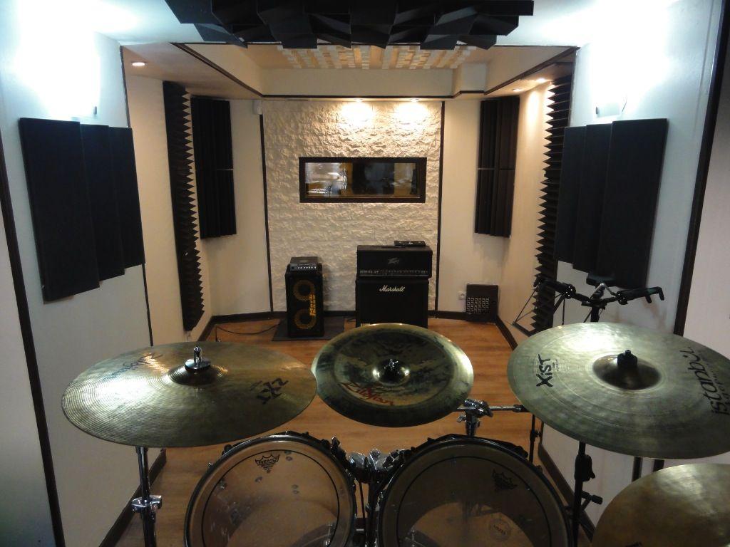 traitement acoustique home studio
