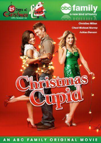 Image Of Christmas Cupid Hallmark Christmas Movies Holiday