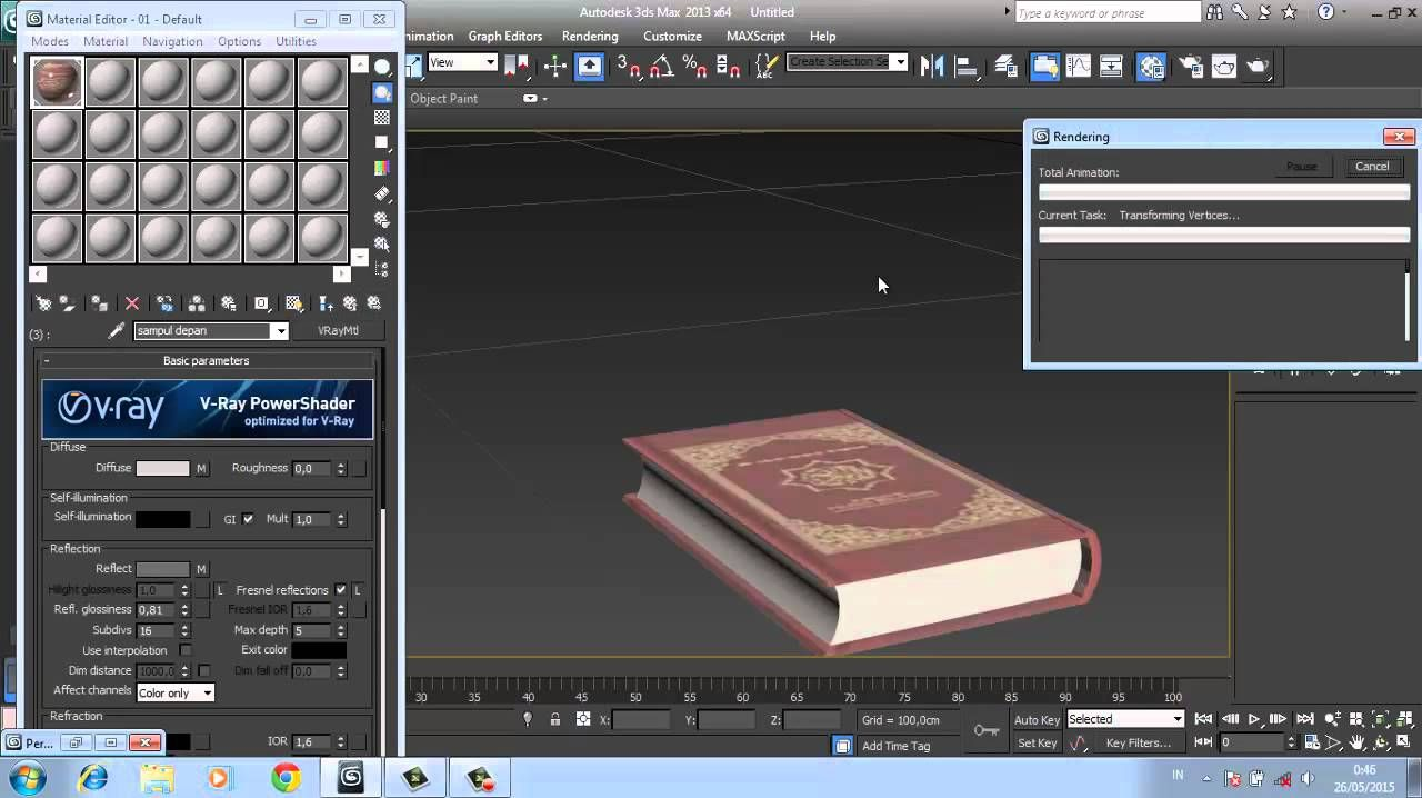 Tutorial 3ds max 2013 tutorial 3ds max book modeling for 3ds max design
