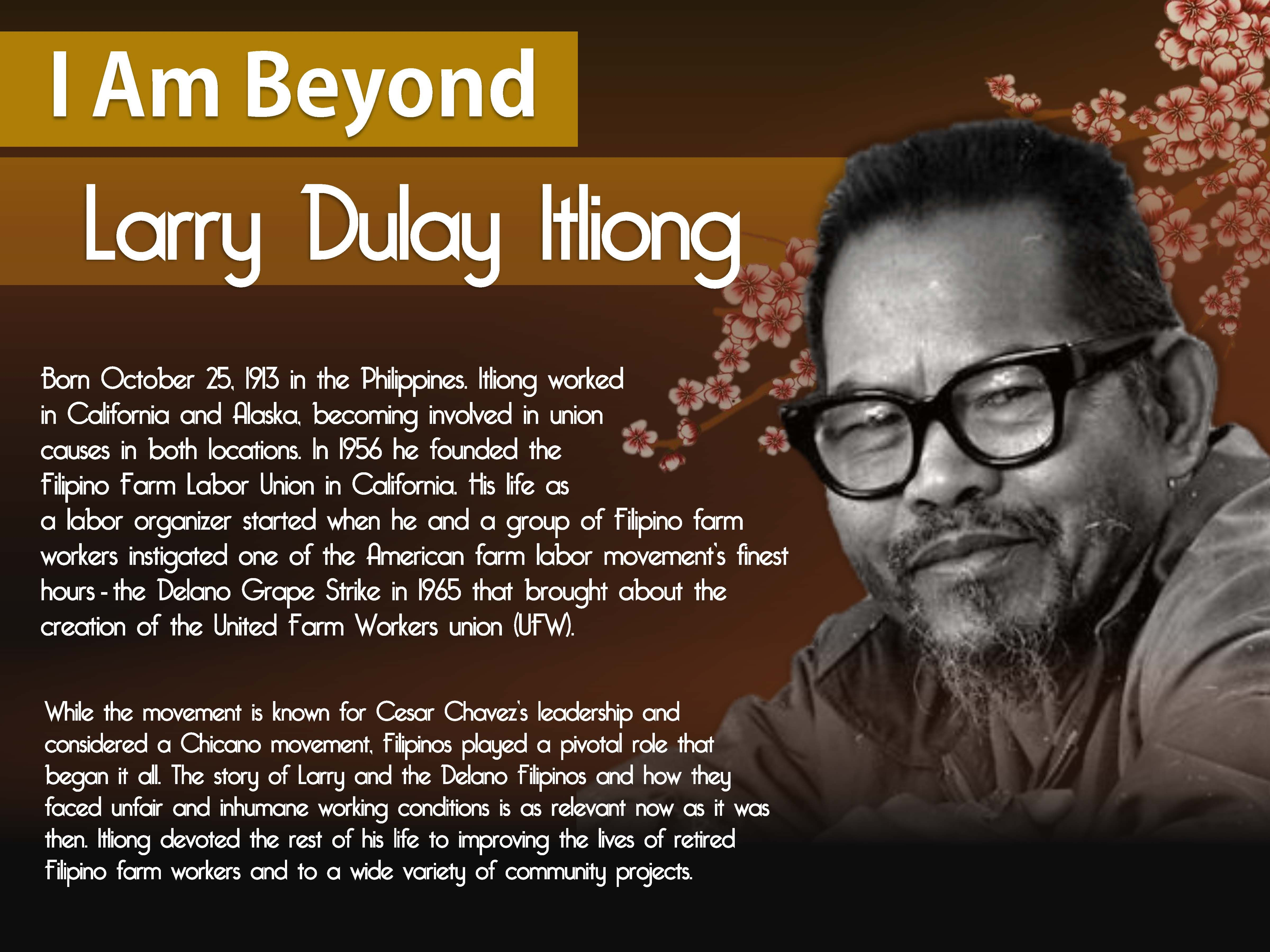 Larry Dulay Itliong