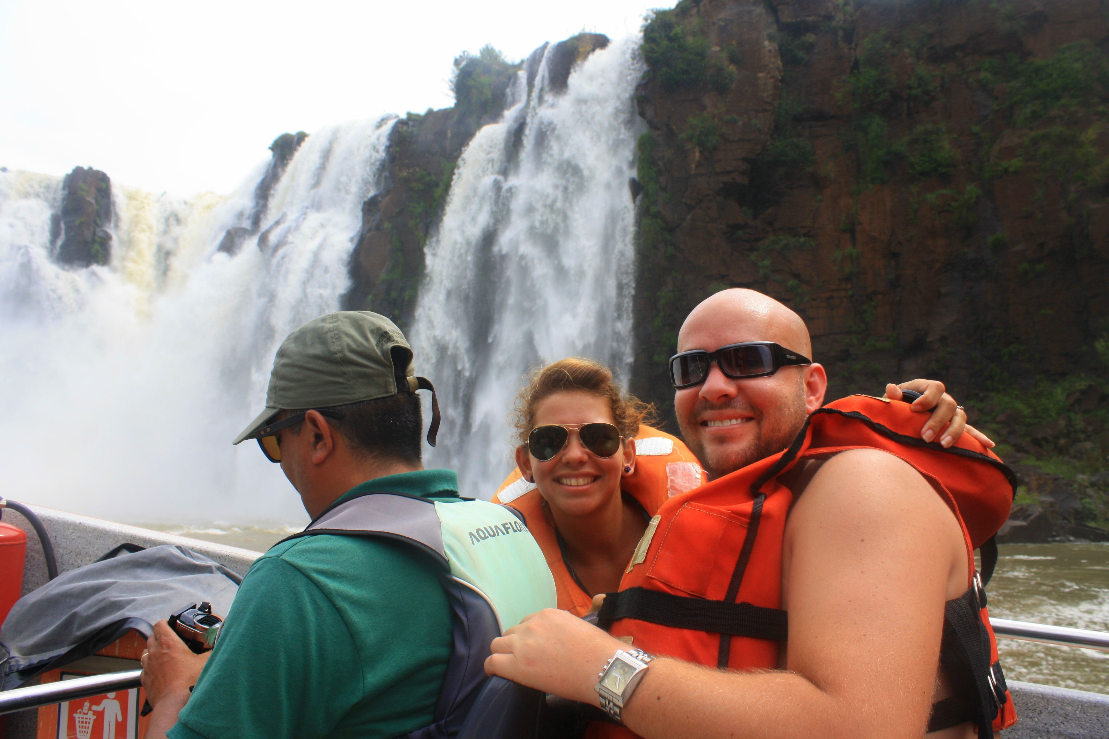 Foz do Iguaçu in Paraná