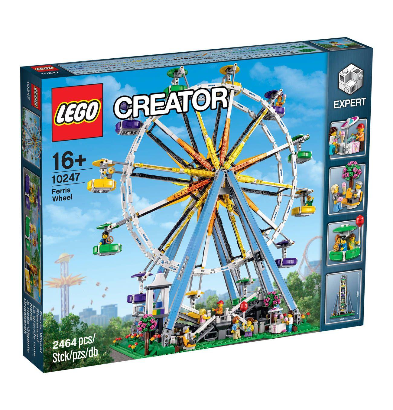 Riesenrad 10247 Spielzeug Für Kinder Kinder Spielzeug Lego