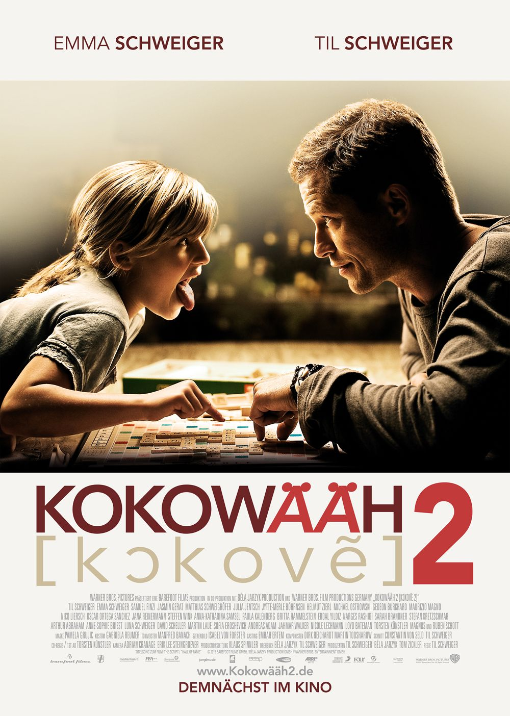 Kokowääh 2 (Til Schweiger, 2013) Filmes, Emma, Dirigida