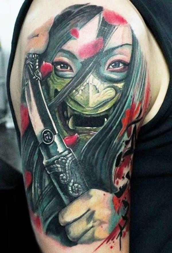 Samurai Tattoo Designs Samurai Tattoo Tattoo And Warrior Tattoos - Best traditional samurai tattoo designs meaning men women