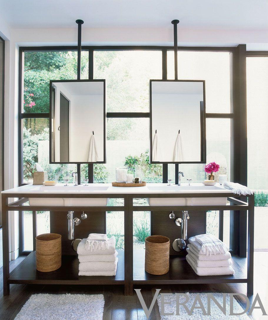 Simetría en el #baño #Simetria #Symmetry