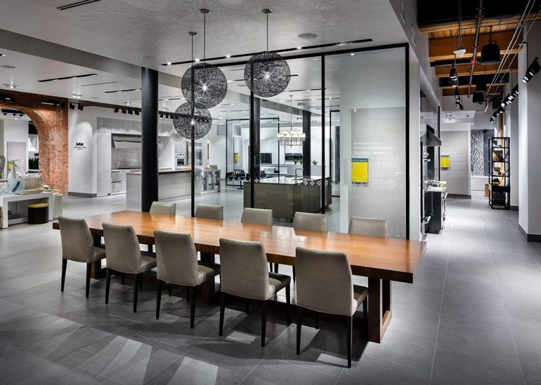 Pirch Tests Sensorial Retail Concept In New York Showroom With