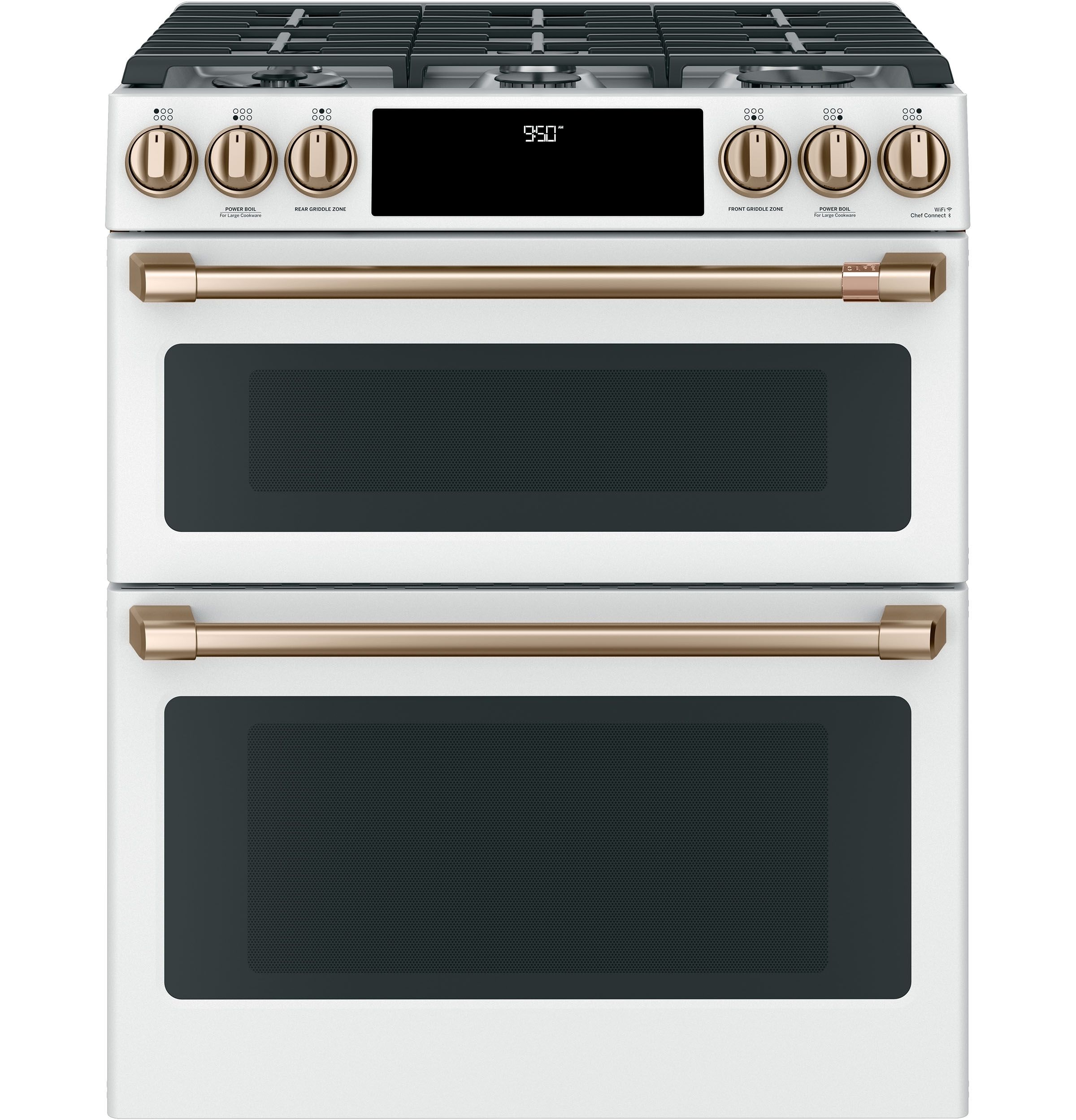 C2s950p4mw2 By Cafe Dual Fuel Electric Natural Gas Ranges