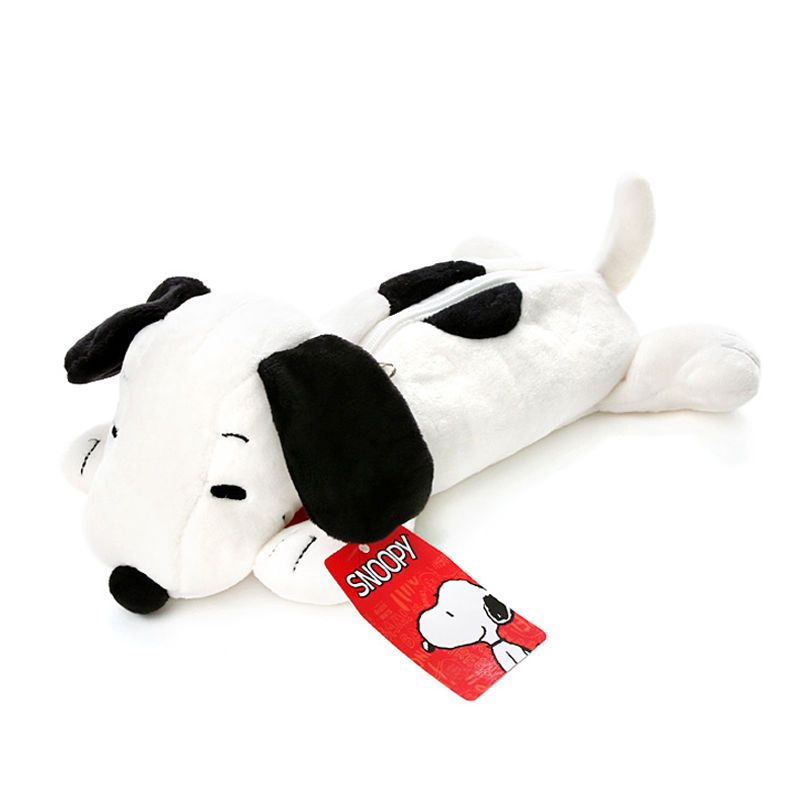 Superb Snoopy Pencilcase Cute Pen Bag Pouch Stationary Case School Office Supplies  Doll