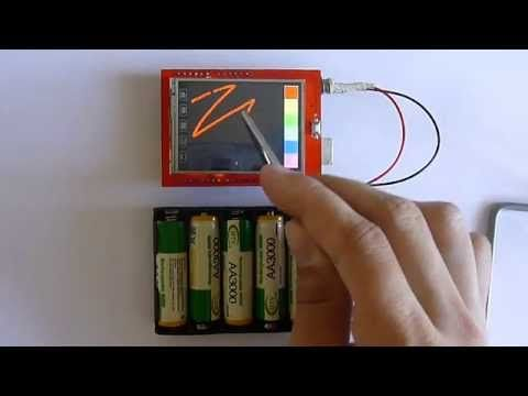 2 4 Tft Lcd Touch Shield Arduino Arduino Shield Arduino