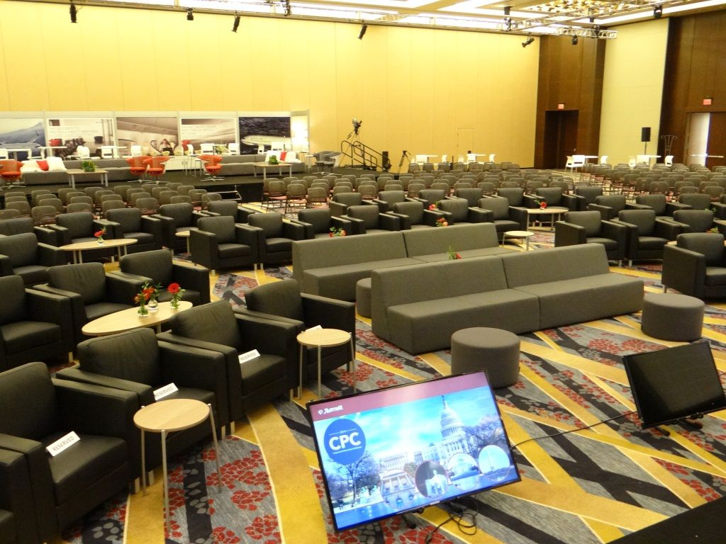 General Session, Mixed Seating | Meetings Imagined | Millennials ...