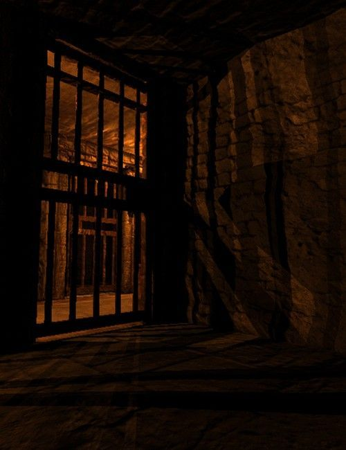 Prison Dungeon Story Inspiration Story Setting