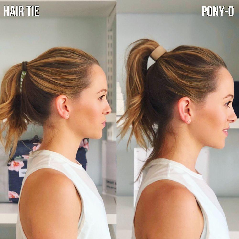 Perkier Short Ponytail Short Hair Styles Thick Hair Styles Pixie Haircut