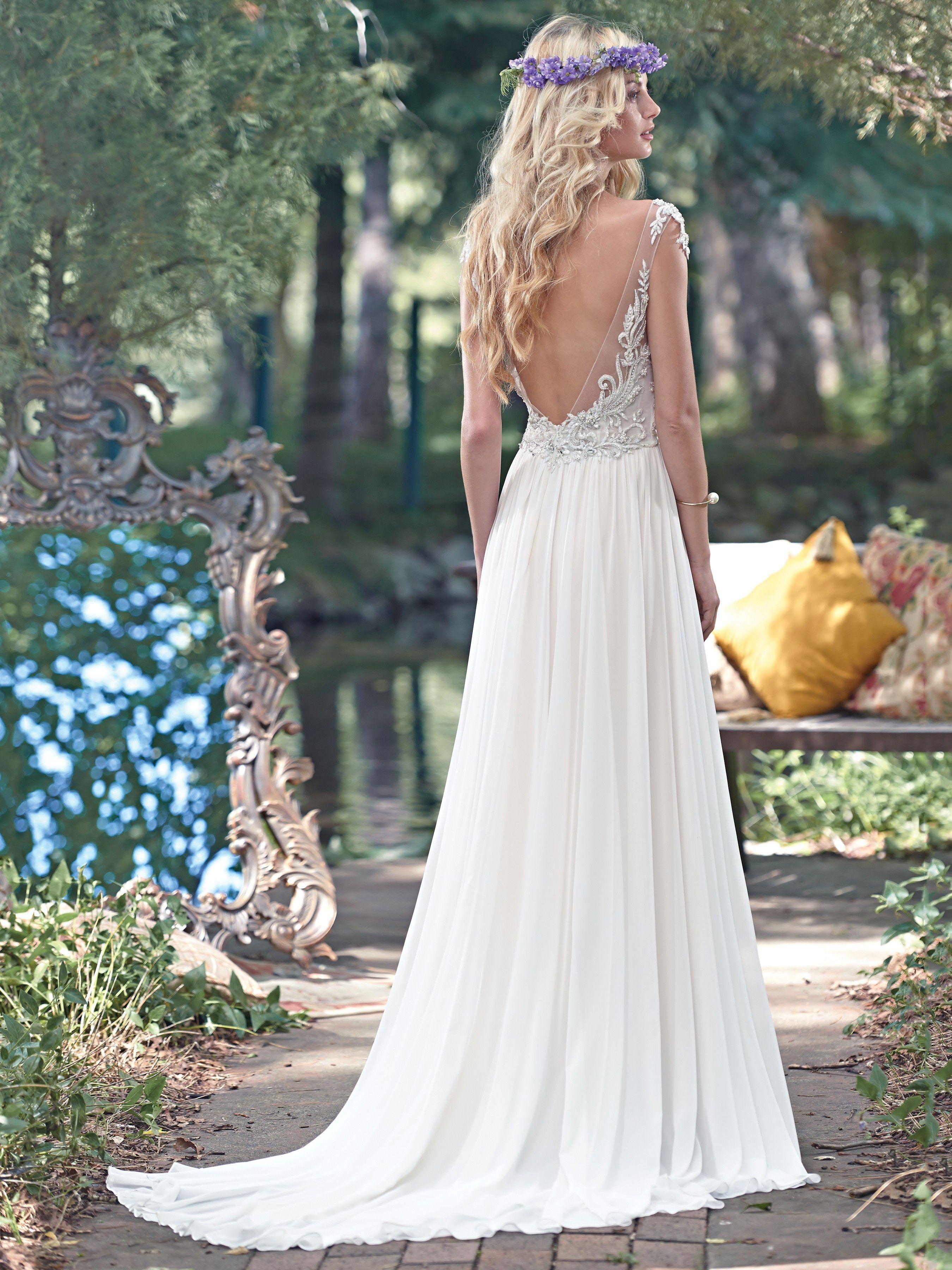 Maggie Sottero Wedding Dresses - Style Marina   Kyle Wedding ...