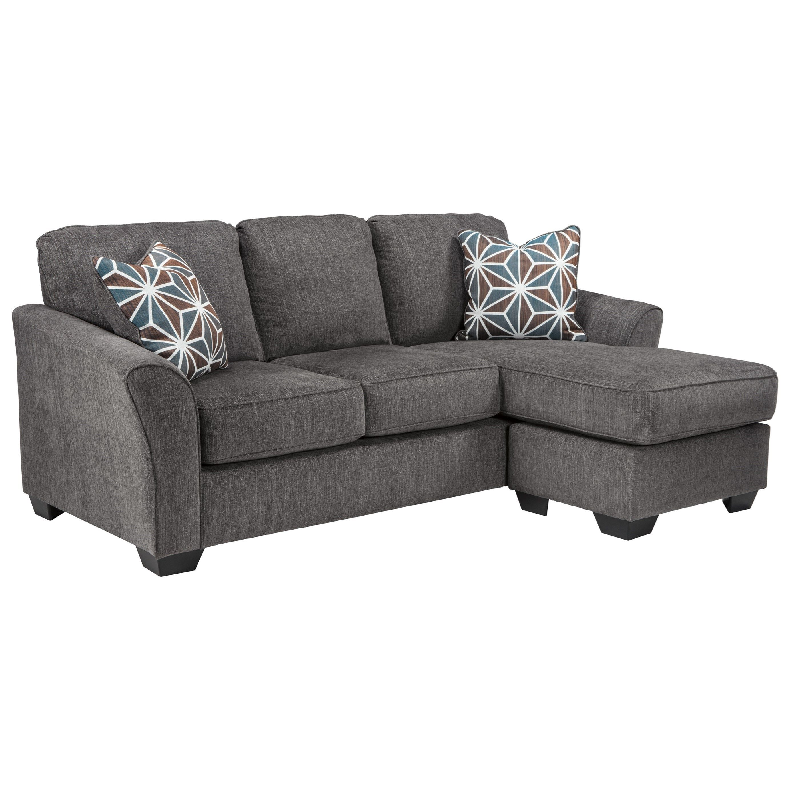 Brise Casual Contemporary Sofa Chaise Belfort Furniture Sectional Sofas Chaise Sofa Slate Sofa Mattress Furniture
