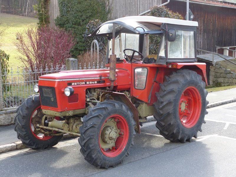 zetor 6945 allrad wenig stunden servolenkung traktor. Black Bedroom Furniture Sets. Home Design Ideas