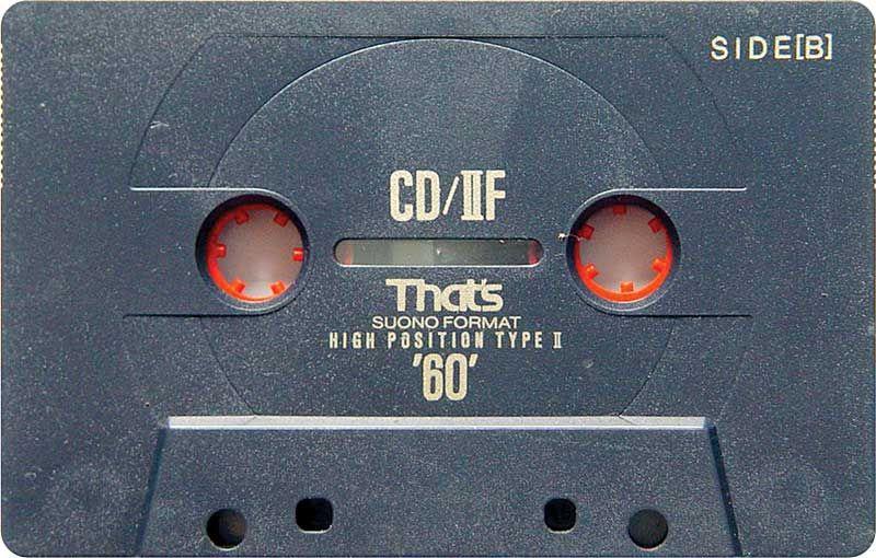 That's CD IIF 60