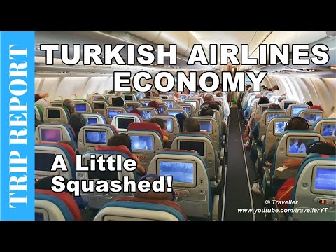 FLIGHT REVIEW Turkish Airlines Economy Class Istanbul to ...