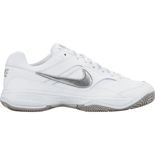 Nike Women S Court Lite Tennis Shoes White Nike Tennis Shoes Stylish Tennis Shoes Tennis Court Shoes