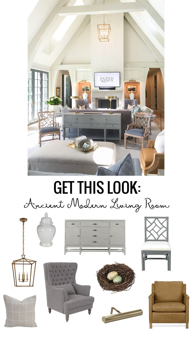 Get This Look: Ancient Modern Living Room IN THIS POST THERE IS A ...