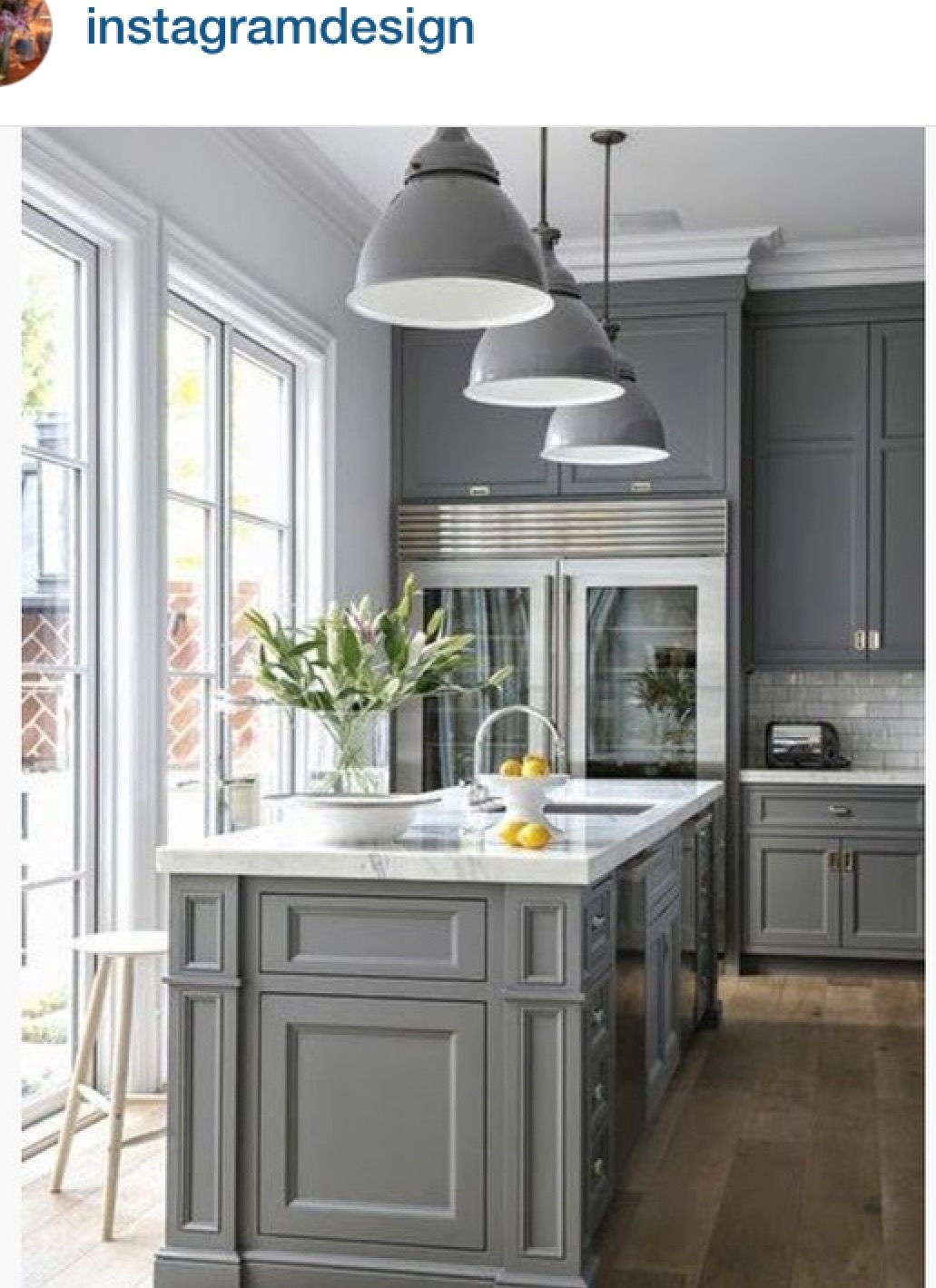 pin by josh atherton on ellie s house grey kitchens grey kitchen rh pinterest com