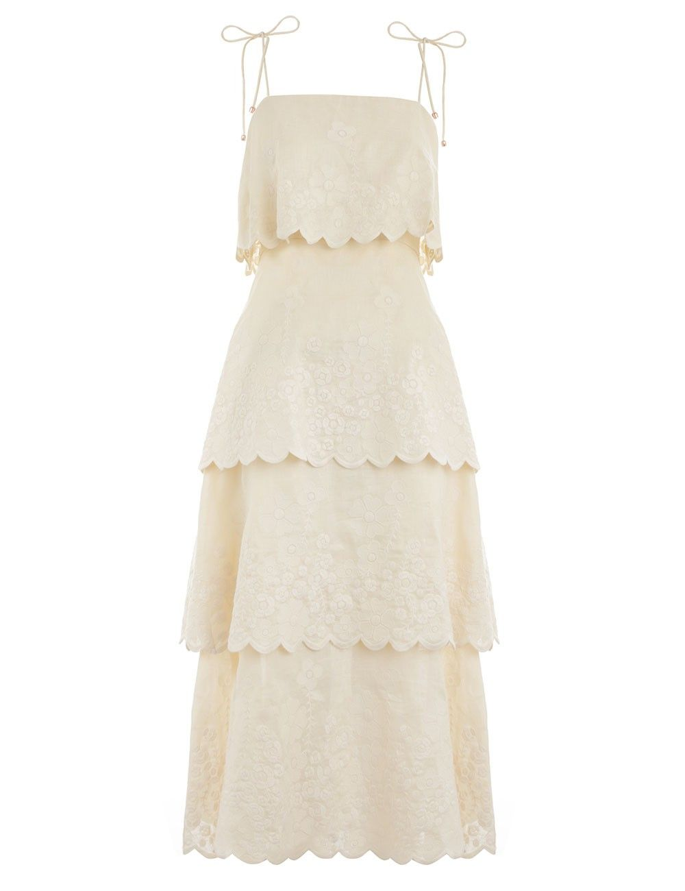 Primrose Embroidered Dress  เดรส, สไตล์เสื้อผ้า, ชุดเดรส