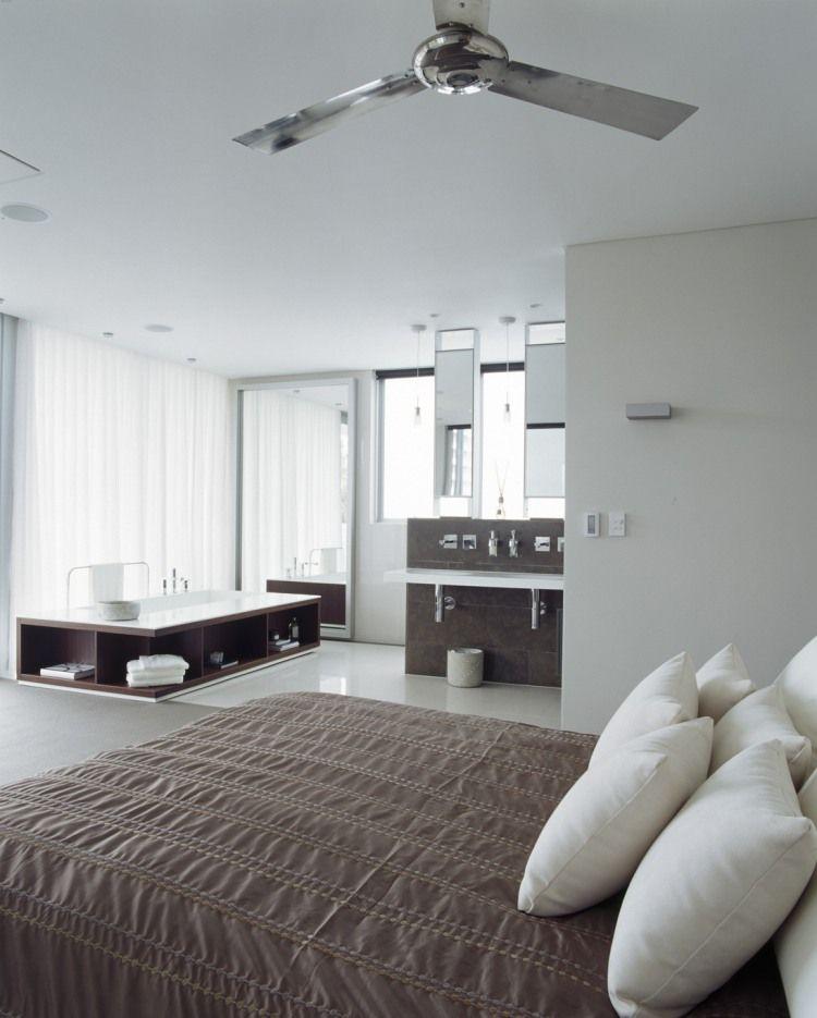 A Sensory Interior By Minosa Design Open Plan Bathrooms Best Bathroom Designs Open Plan Bathroom Design