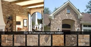 Image result for faux stone exterior siding