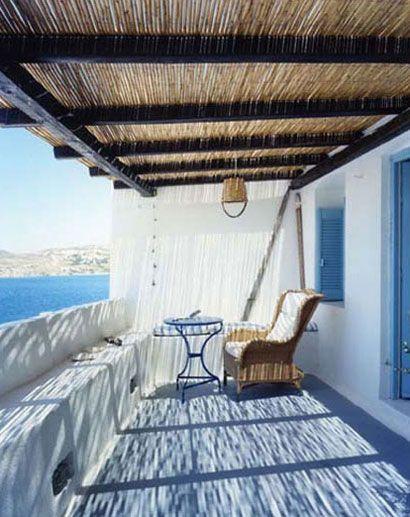 terrazza greca