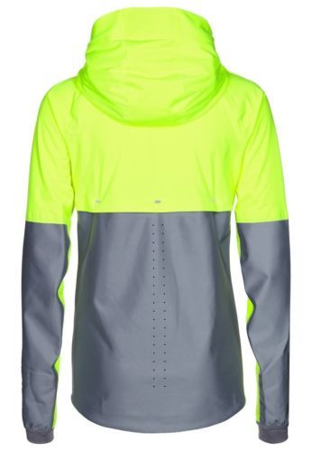 4bf5e3f6fb Reflective  350 Nike Shield Flash Mens Running Jacket Sz Small BNWT Dri Fit  NE