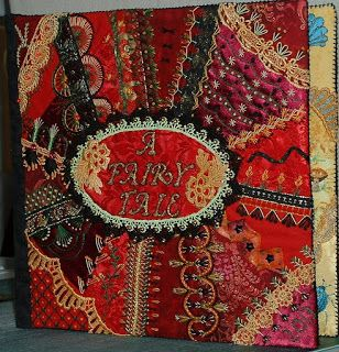 Pigtales and Quilts: Crazy Quilts Are Quilts Too! - 2013 Show