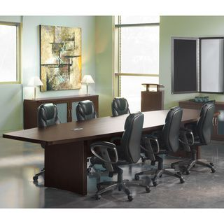 Mayline Aberdeen 12 Foot Conference Table With Images Modern Conference Table Furniture Table