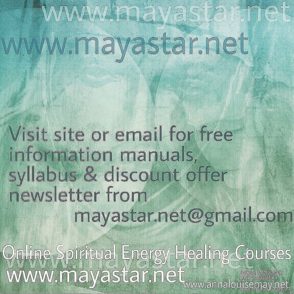 """Like comment subscribe tag a friend & share the love!  FREE eBOOK   PSYCHIC SELF DEFENCE MANUAL with Mayastar Online Information Pack   Request your copy from mayastar@mayastar.net quoting reference """"PSY12"""" www.mayastar.net   Mayastar Academy Online #"""