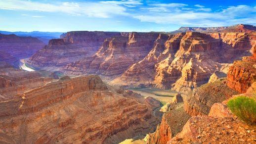 Helicóptero Grand Canyon e reserva indígena Hualapai #helicoptero #lasvegas