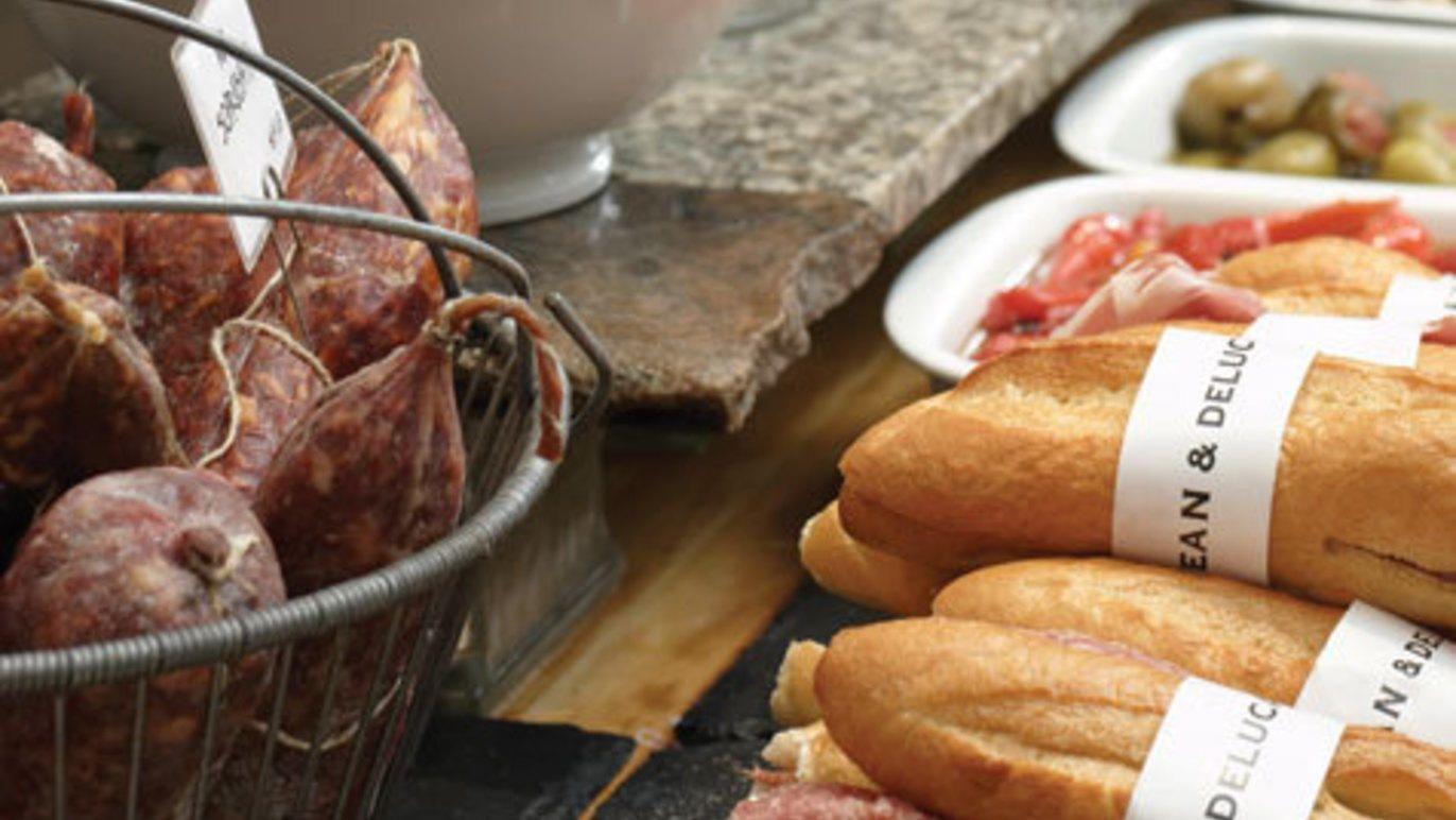 Dean & DeLuca Gourmet recipes, Lunch items, Food