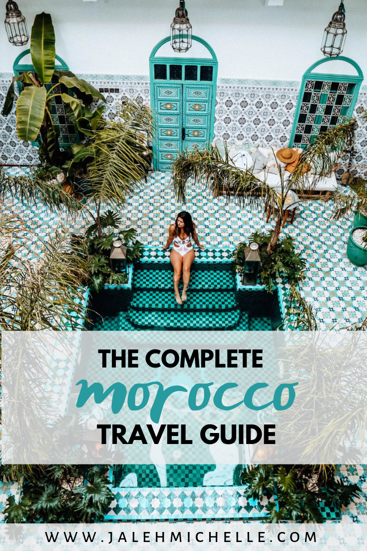 Morocco travel tips, advice for visiting Morocco, places to see in Morocco, cities to visit in Morocco and more!