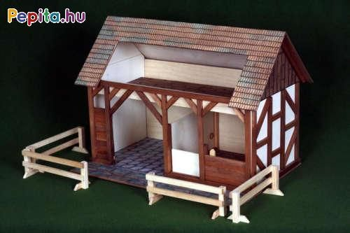 Build, play and learn at the same time. Wooden construction …