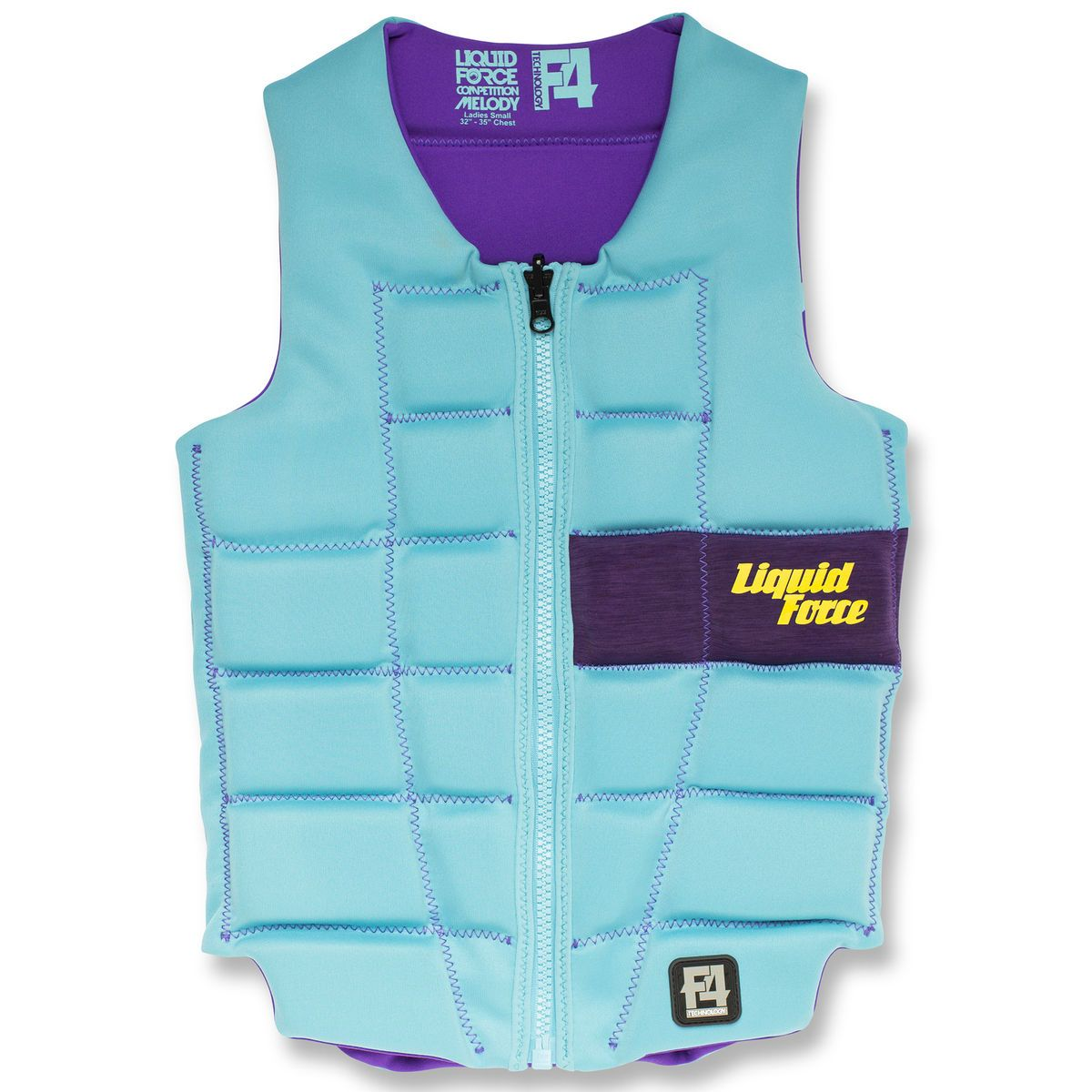 Liquid Force Melody Comp Wakeboard Life Jacket Wakeboarding Life Jacket Wakeboarding Girl