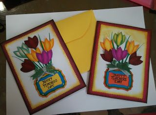 Teachers Day Cards Crafts Cards Elementary Schools