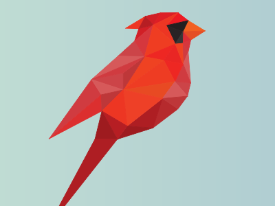 Poly Cardinal by Graham Junghans