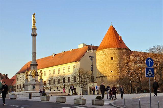 Gornji Grad Medvescak Zagreb Croatia Croatia Zagreb Croatia Zagreb