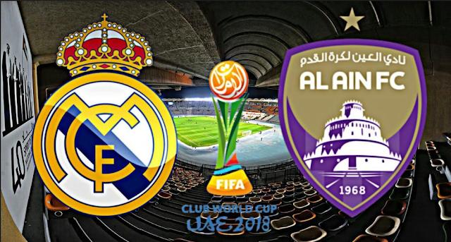 القنوات المجانيه المفتوحه الناقلة لمباراة ريال مدريد والعين الإماراتي في نهائي كأس العالم للأندية Al Ain Vs Real Madrid Team Logo Sport Team Logos Juventus Logo