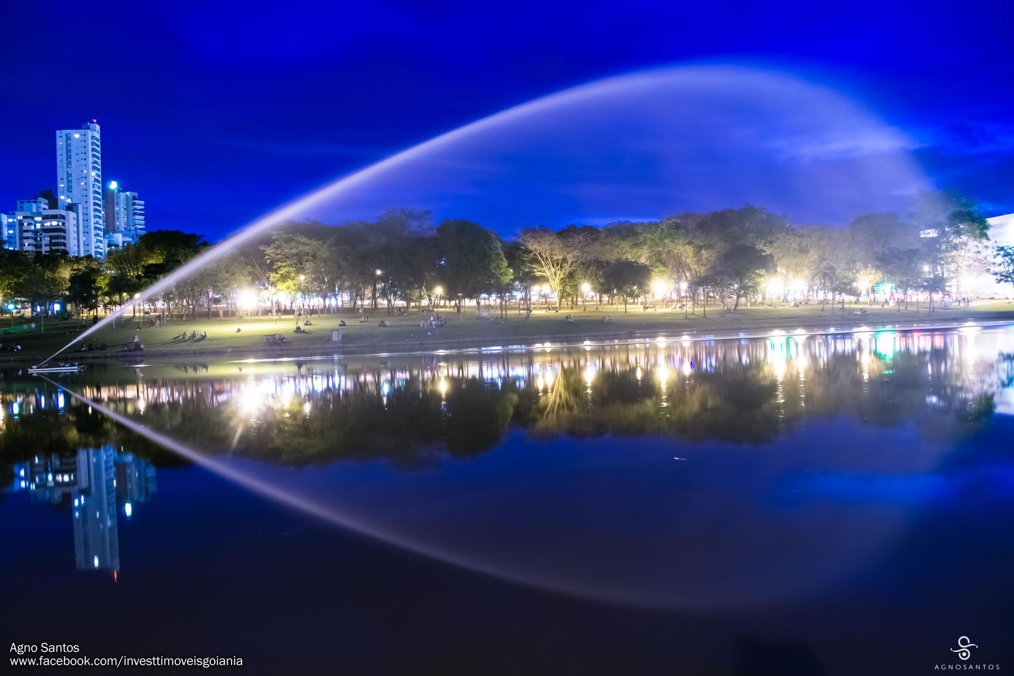 http://www.oigoiania.com.br Parque Vaca Brava em Goiânia