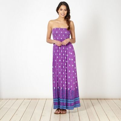 Debenhams manta ray maxi dress