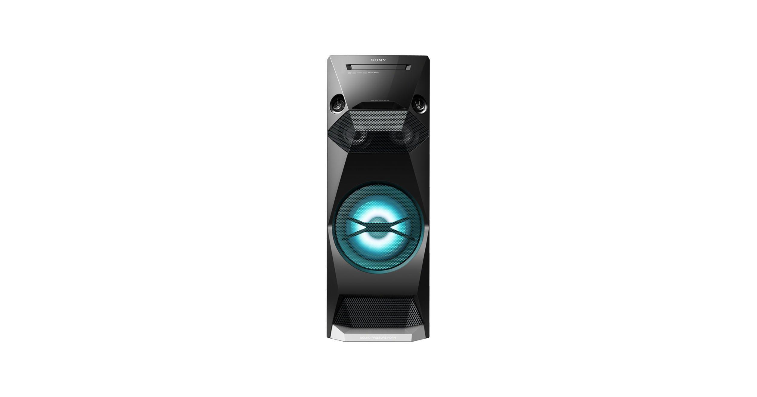 Sony sistema hi fi con bluetooth home audio sony