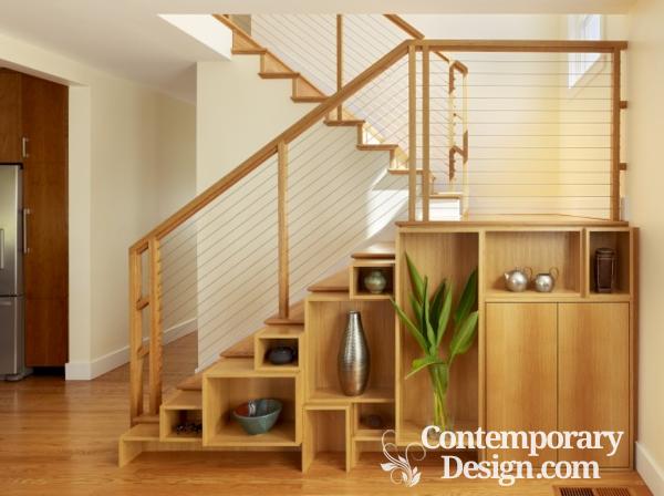 Under Stairs Crockery Cupboard Designs Contemporary Design Understairs Storage Stair Decor Stair Storage