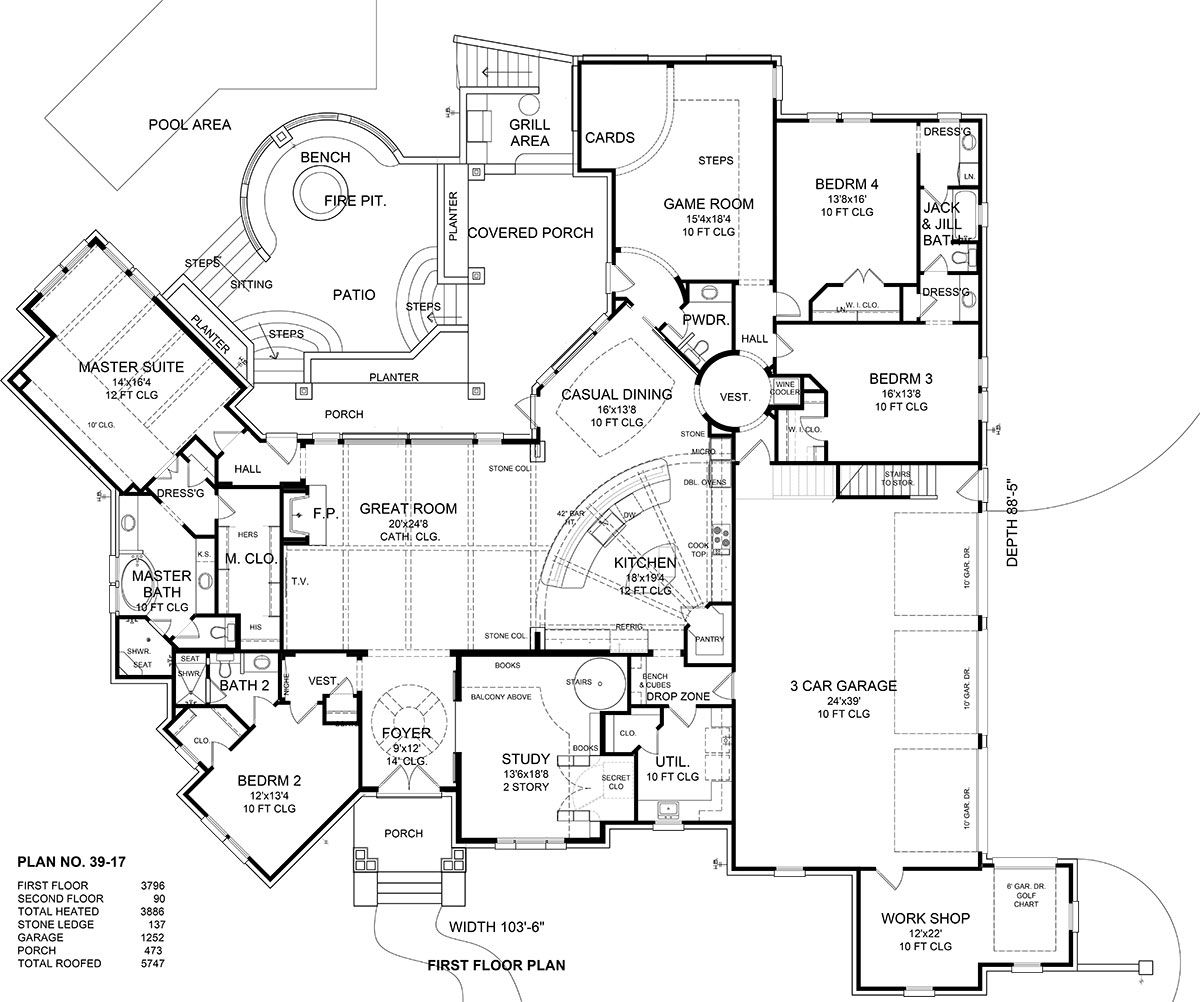 Best First Floor Plan Image Of Nacogdoches In 2019 Floor 400 x 300